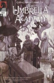 Umbrella Academy: Apocalypse Suite #2 Gerard Way Dark Horse comic book